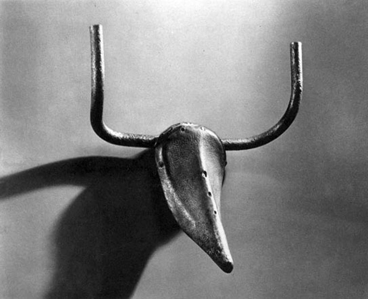 - bull-head-from-bicyle-seat-and-handle-bars