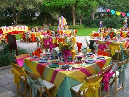 Garden Party in Dragon Year