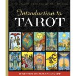 One of my books INTRODUCTION TO TAROT