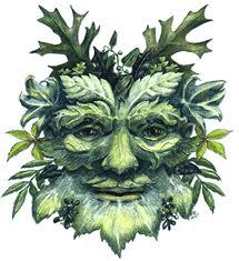 Lammas Green Man